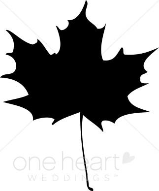 323x388 Maple Leaf Clipart Fall Wedding Clipart