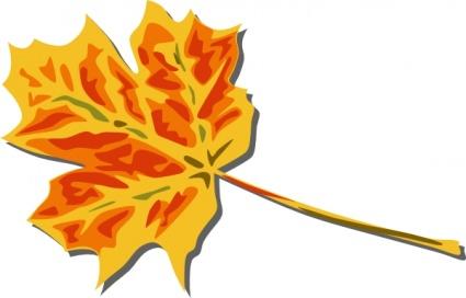 425x272 Top 80 Autumn Leaf Clip Art