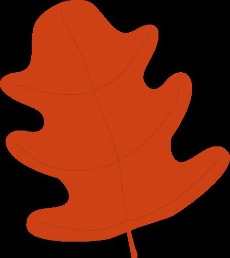 450x504 Leaves Clipart Cute