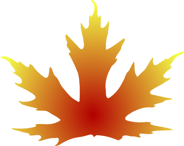 600x475 Maple Leaf Clip Art Free Vector 4vector