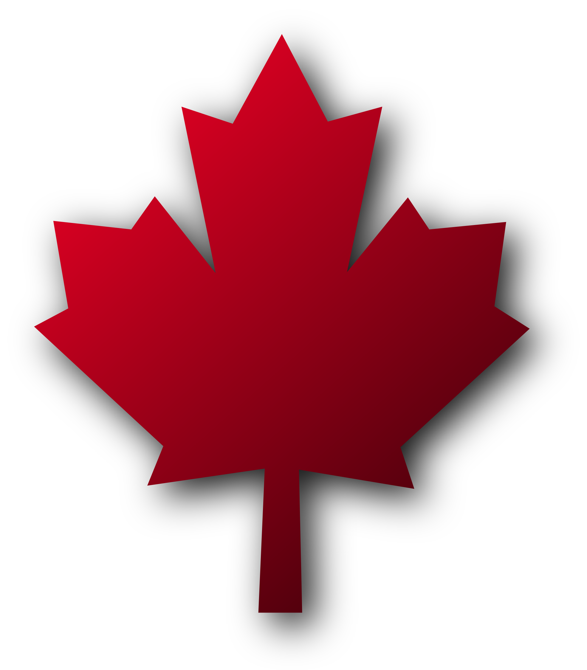 1969x2248 Maple Leaf Clipart Black And White Free 3