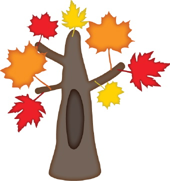 340x362 Maple Leaf Clipart Tree