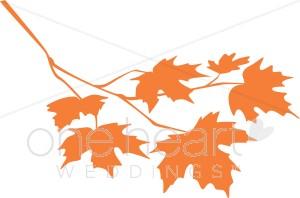 300x198 Maple Leaves Clipart Wedding Leaf