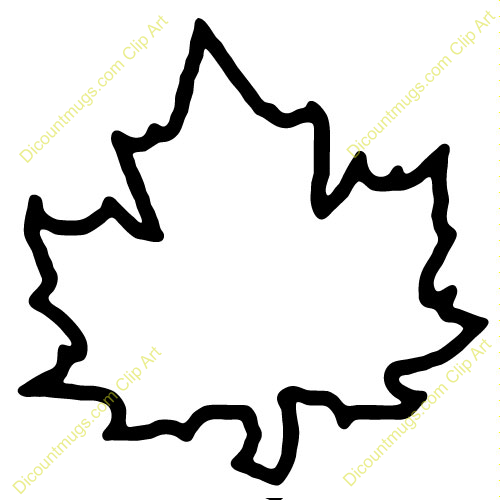 500x500 Clipart 10261 Maple Leaf