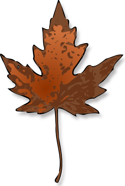 402x597 Maple Leaf Clip Art