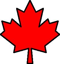200x212 Maple Leaf Clip Art