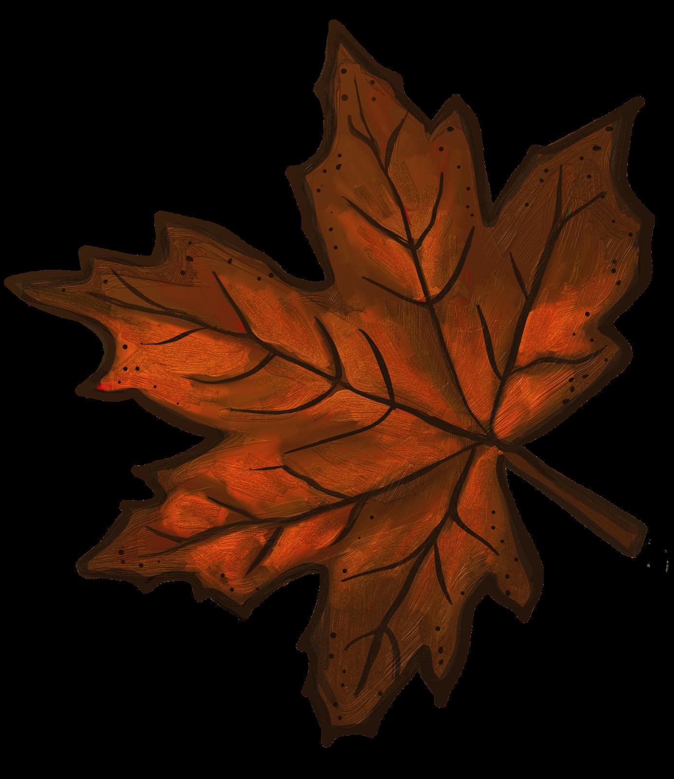 1385x1600 Maple Leaf Brown Leaf Clipart Kid