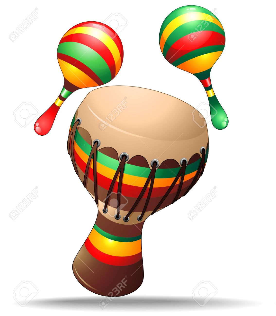1135x1300 5,711 Maracas Stock Illustrations, Cliparts And Royalty Free
