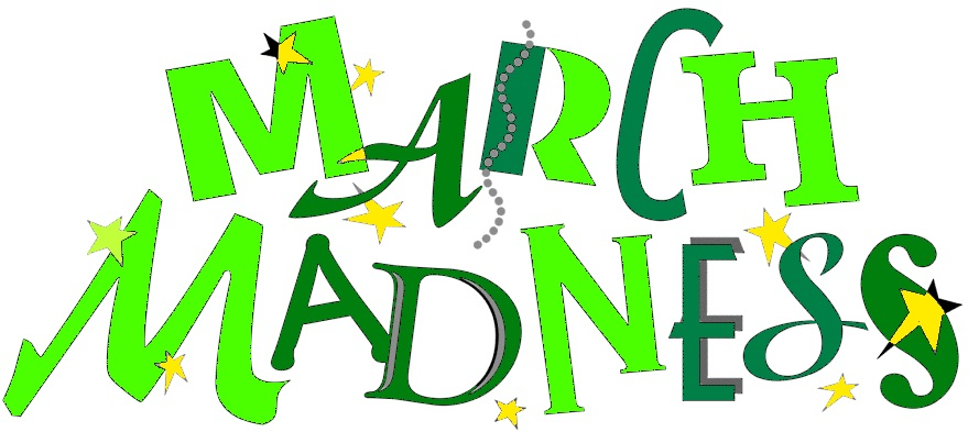 889x393 March Calendar Clip Art