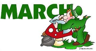 318x168 Free March Clipart