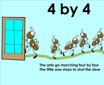 420x346 Ants Clipart Go Marching