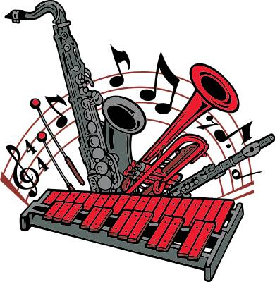 390x400 Image Of Band Clipart 7 Clip Art Free Clipartoons Image