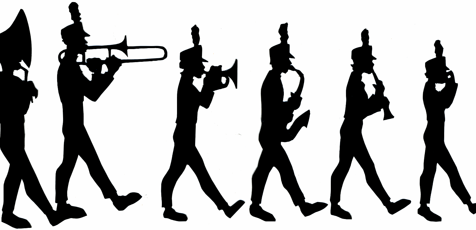 Marching Band Clipart | Free download best Marching Band ...