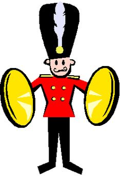 236x344 Marching Band Drum Major Clipart