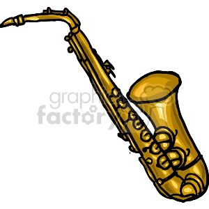 Marching Band Instruments Clipart