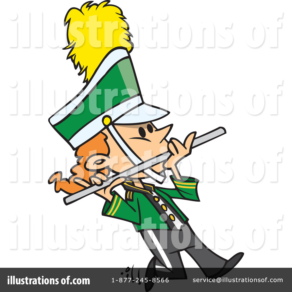 1024x1024 Flute Clipart Marching Band