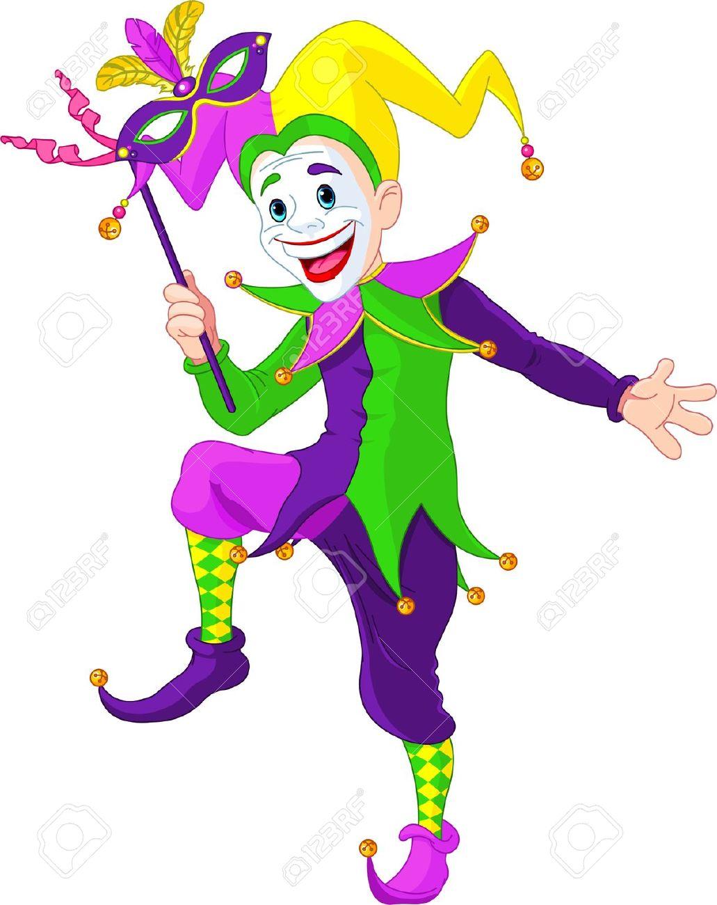 1031x1300 Carneval Clipart Jester