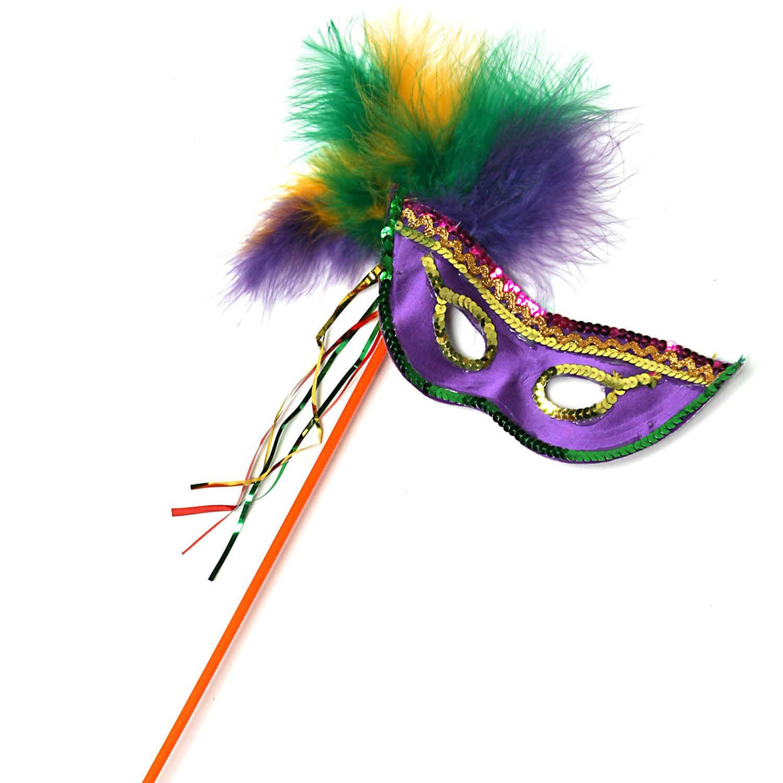 1500x1500 Cartoon Mardi Gras Mask