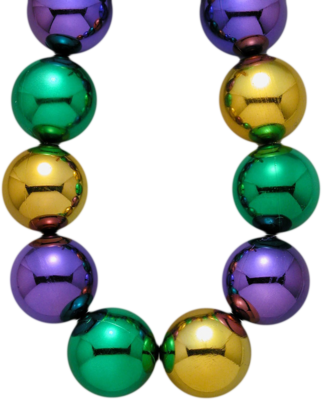 322x400 Mardi Gras Beads Clip Art Chadholtz