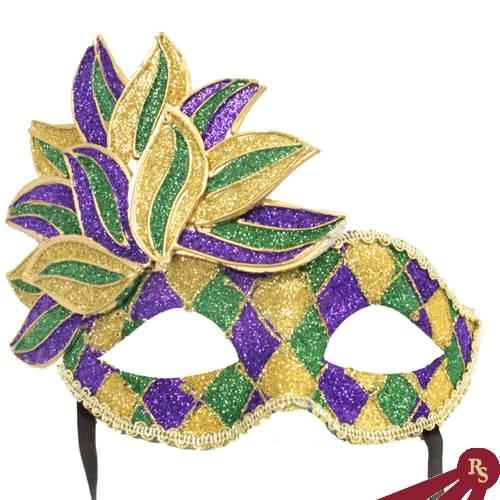 500x500 Beautiful Mardi Gras Masks