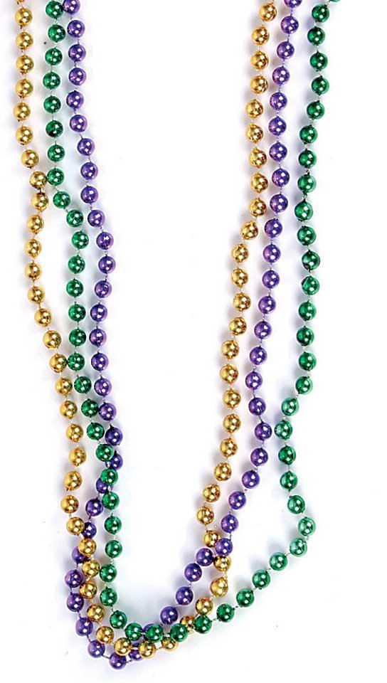 544x960 Mardi Gras Beads Clip Art