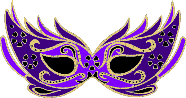 600x318 Best Mardi Gras Clip Art
