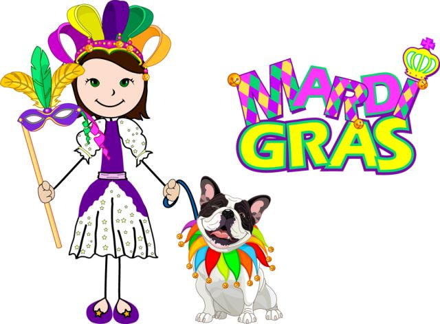 Mardi Gras Clipart Free