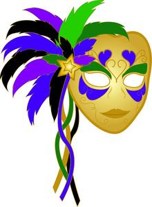 220x300 Mardi Gras On Mardi Gras Masks New Orleans And Mardi Clipart 2