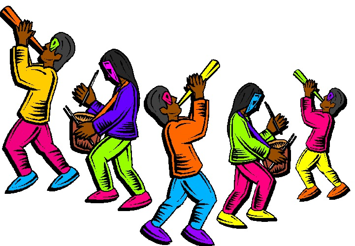 721x500 Floating Clipart Carnival