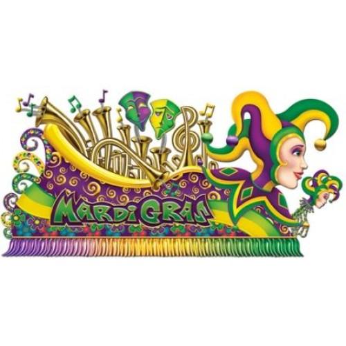 500x500 Mardi Gras Float Props