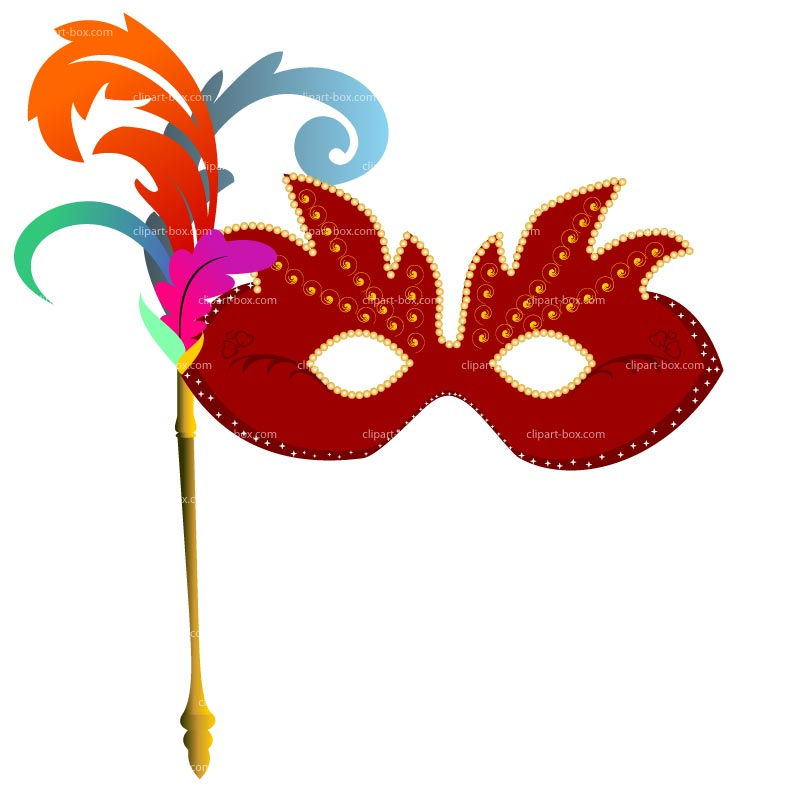 800x800 Carnival Clipart Masquerade Mask