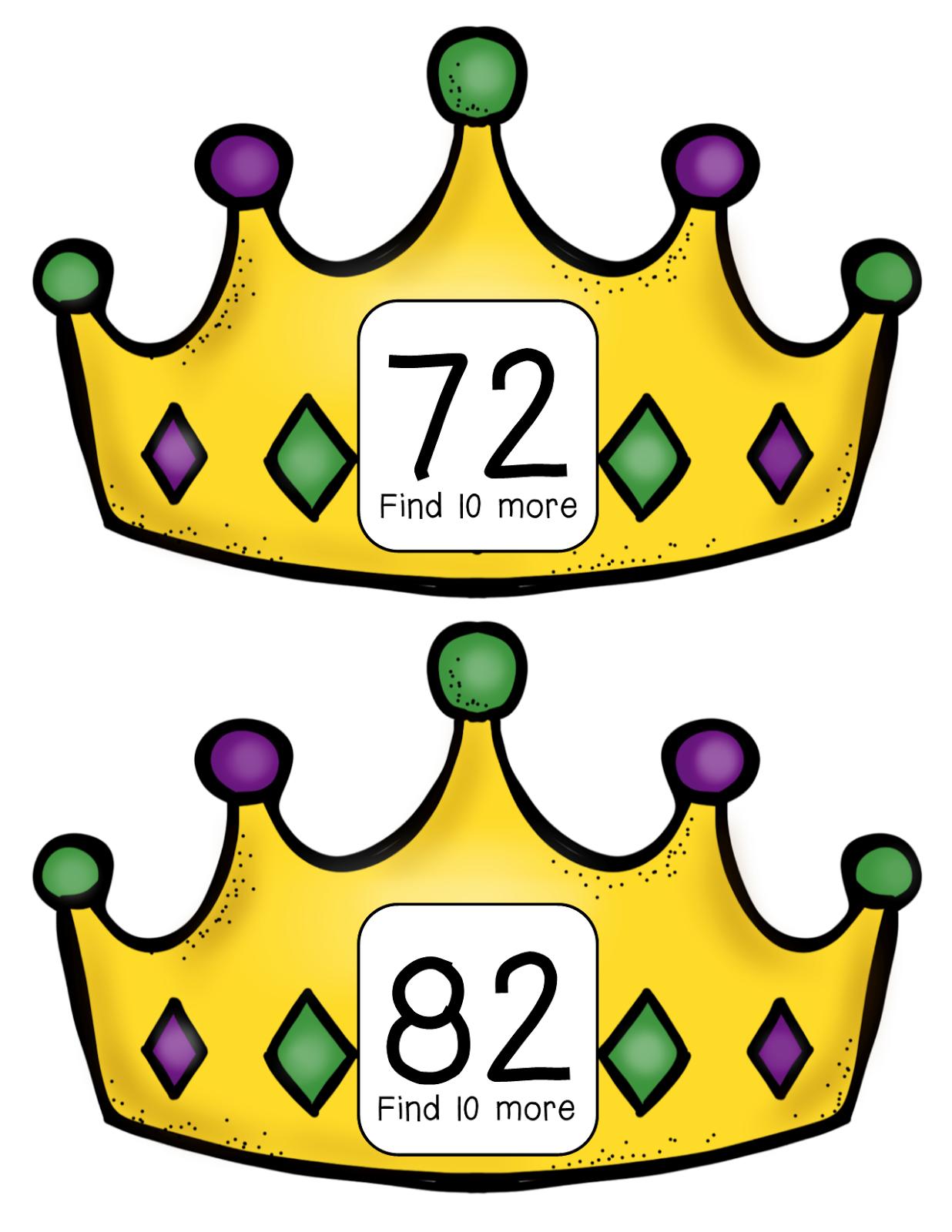 1236x1600 Pride And Primary Mardi Gras Madness!!!!!!! Math Mini Unit On Ten