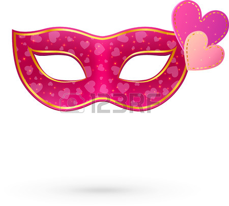 Mardi Gras Masks Clipart