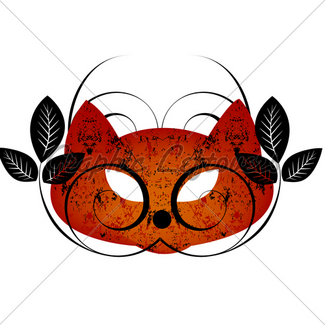 325x325 Mardi Gras Party Mask Gl Stock Images