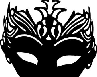 340x270 Party Mask Cliparts 243162
