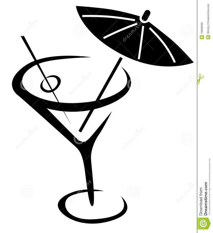 Margarita Glass Clipart