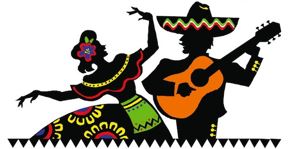 576x292 Fiesta Images Mariachi Clipart Be Day