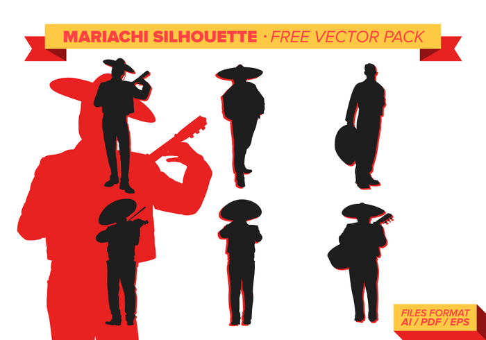 700x490 Mariachi Free Vector Pack