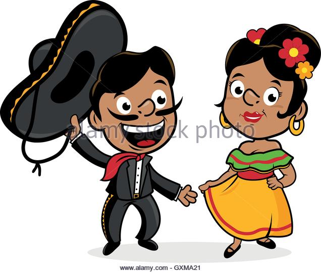 636x540 Mariachi Stock Vector Images