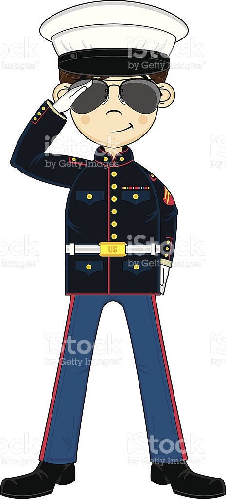465x1024 Marine Clipart Us Marine