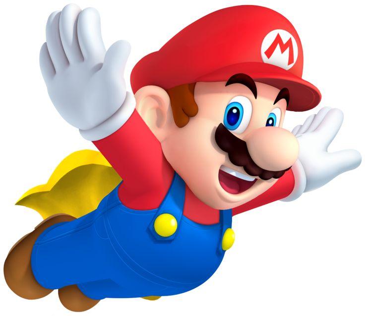 Mario Bros Clipart