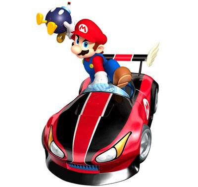 400x377 Mario Kart Clip Art
