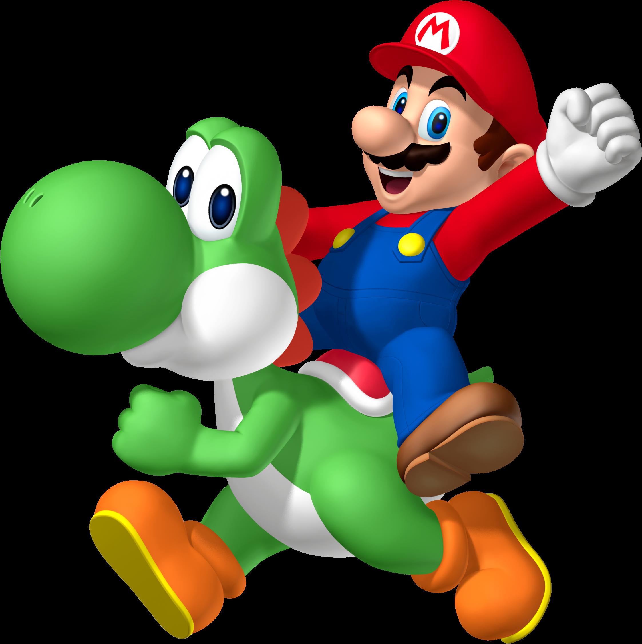 2245x2254 Mario Clipart Bross