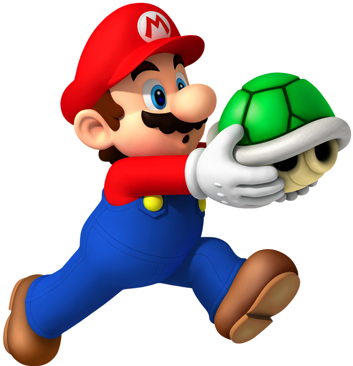 725x751 Super Mario Bros Clip Art.
