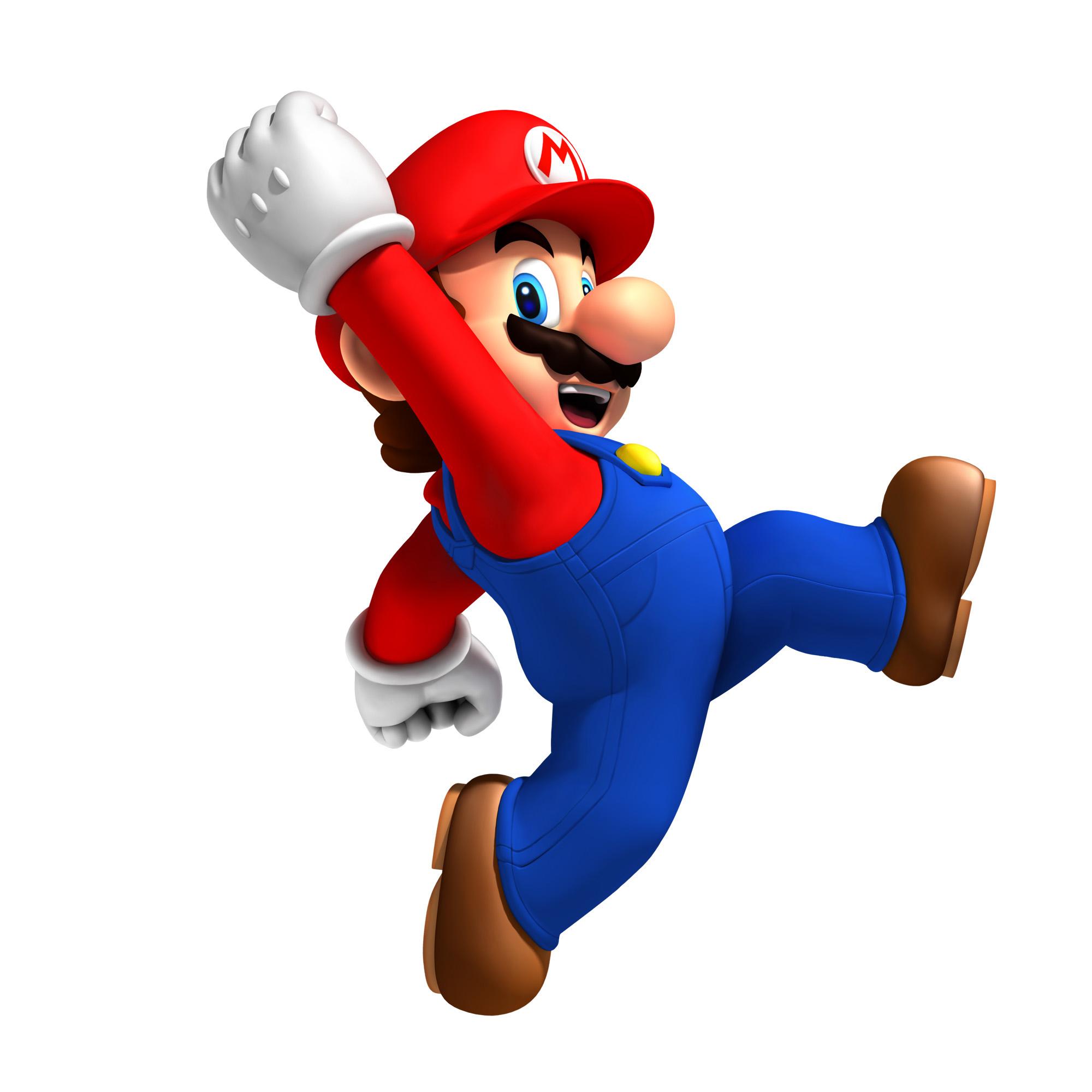 2000x2000 Clip Art Mario Bros Clip Art