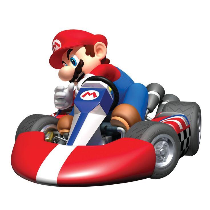 Mario kart. Clipart free download best