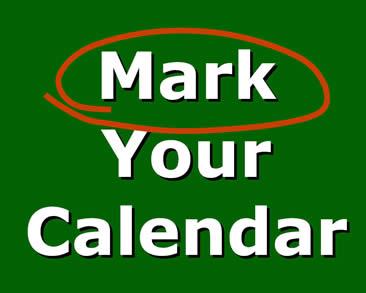 366x293 Best Mark Your Calendar Clip Art