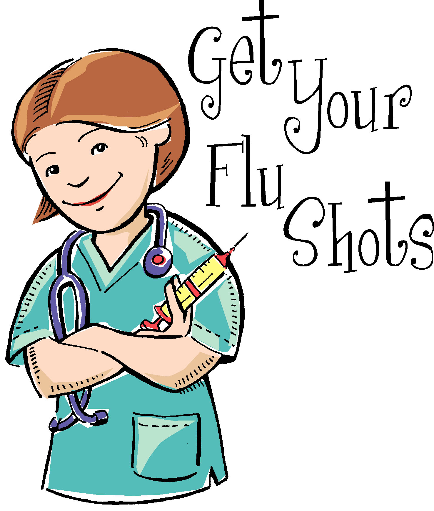 1476x1734 Town Wide Flu Clinic Is Scheduled For Saturday Morning, October 14