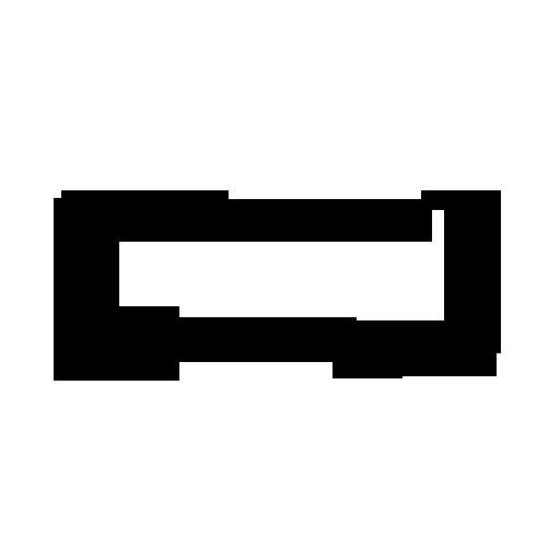 512x512 Dog Bone Clip Art Black And White Clipart Panda