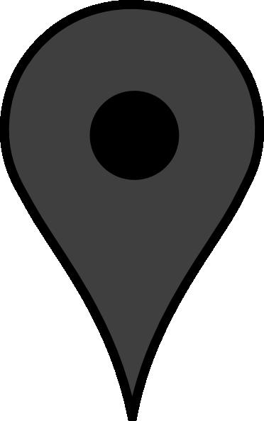 372x594 Map Marker Clip Art